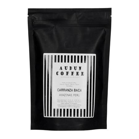 Audun Coffee - Peru Carranza Baca (outlet)