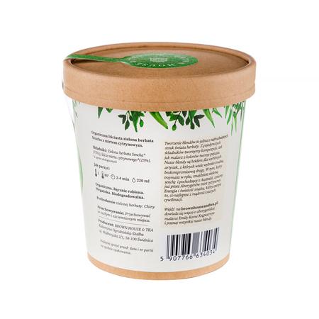 Brown House & Tea - Kame - Herbata sypana 60g