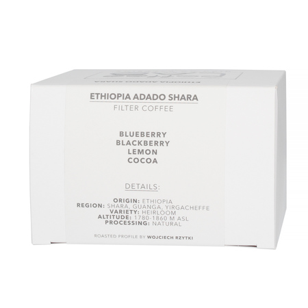 Coffeelab - Etiopia Adado Shara Natural