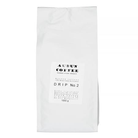 Audun Coffee - Drip no. 2 Brazylia Casa da Crianca 1 kg