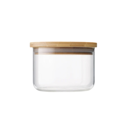 Loveramics - Prep+ Glass Storage Jar - Słoik 750ml - Clear