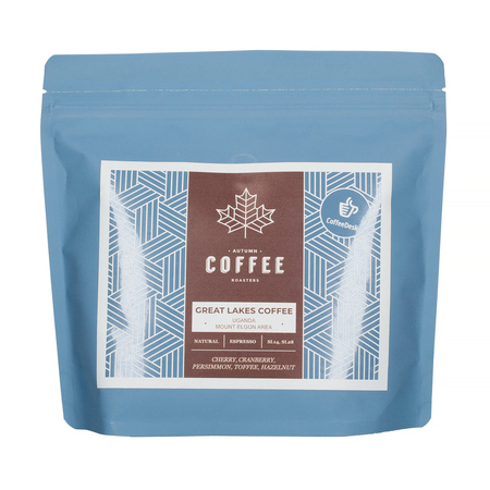 Autumn Coffee Uganda Great Lakes Natural ESP 250g, kawa ziarnista (outlet)
