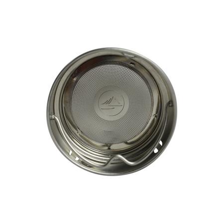 EcoVessel - Butelka termiczna Perk - Czarna 473 ml
