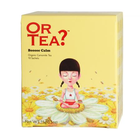 Or Tea? - Beeeee Calm - Herbata 10 Torebek