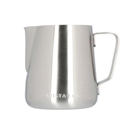 Barista & Co - Core Milk Jug Steel - Dzbanek do mleka 420 ml
