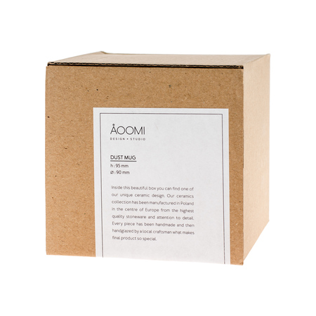 AOOMI - Dust Mug 01 - Kubek 400 ml