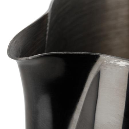 Barista Hustle Precision - Dzbanek do mleka czarny 400 ml