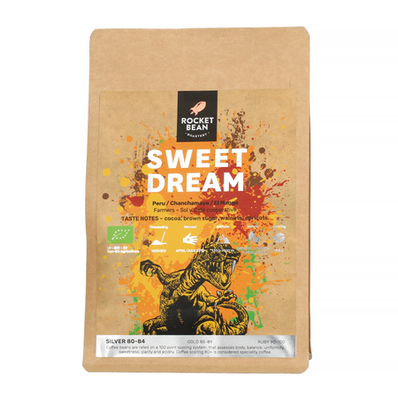Rocket Bean - Sweet Dream Peru Chanchamayo El Mango Espresso