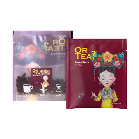 Or Tea? - Queen Berry - Herbata 10 Torebek