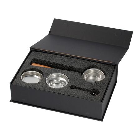 Barista Space - Portafiltr 58mm E61 Bottomless - Brązowy