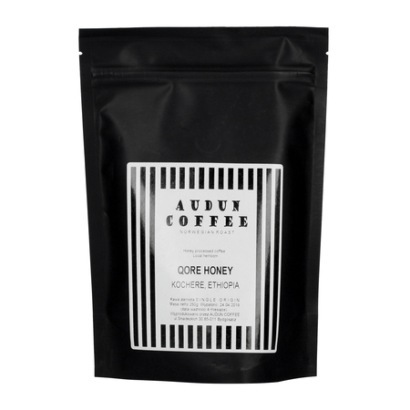 Audun Coffee - Etiopia Qore Honey