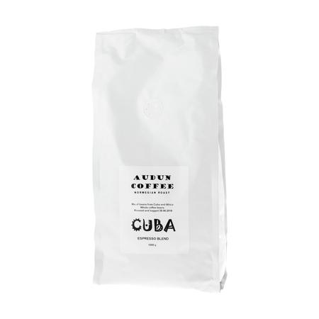 Audun Coffee - Cuba Espresso Blend 1 kg