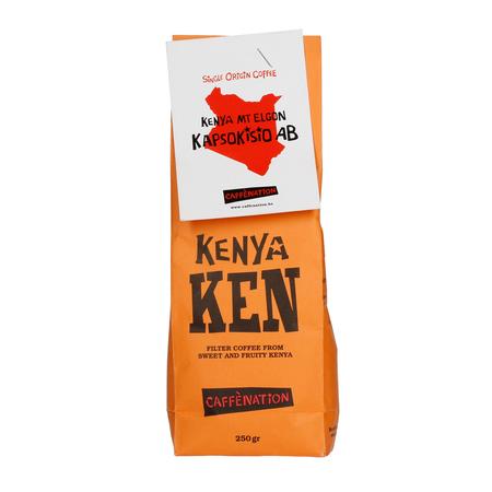 Caffenation - KEN Kenya Mt Elgon Kapsokisio AB