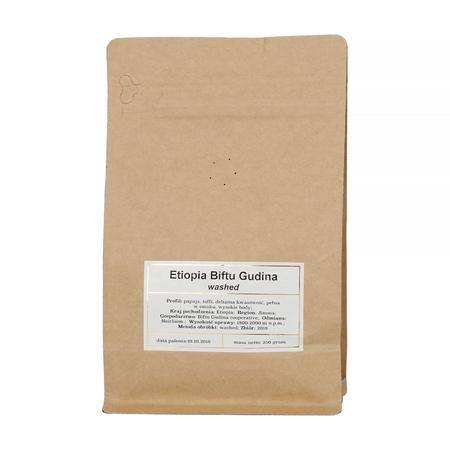 Kaffe 2009 - Etiopia Biftu Gudina