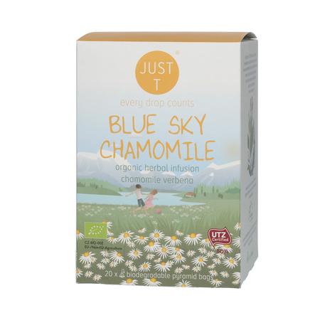 Just T - Blue Sky Chamomile - 20 Torebek