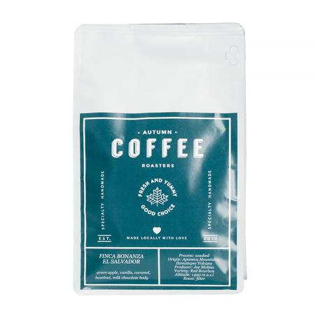 Autumn Coffee - Salwador Finca Bonanza Filter