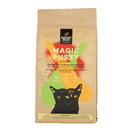 Rocket Bean - Ethiopia Guji Ye Genet Magic Pussy 500g