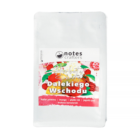 Notes Crafters - Sekrety Dalekiego Wschodu - Herbata sypana 100g