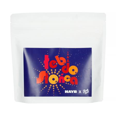 Zestaw: Kawa HAYB Rak'n'Roll Filter + Kubek termiczny Fellow Carter Everywhere Mug Różowy