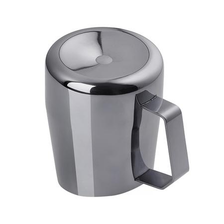 Barista & Co - Dial In Milk Pitcher Black Pearl - Dzbanek do mleka 420ml
