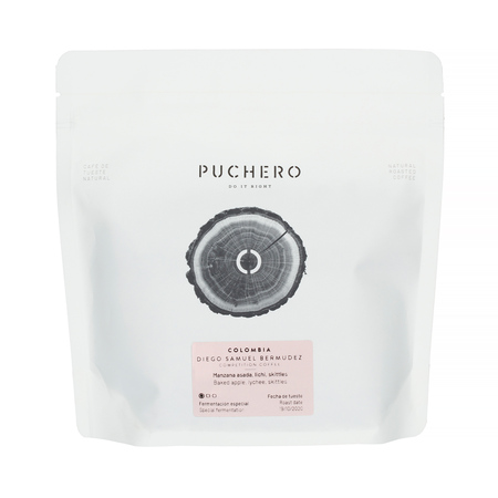 Royal Beans: Puchero Coffee - Colombia Diego Samuel Bermudez