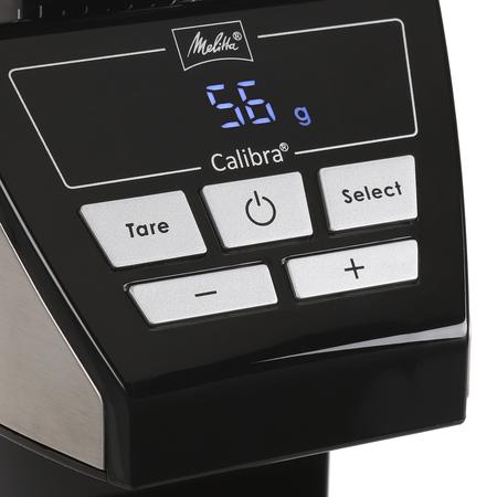 Melitta Calibra - Młynek automatyczny z wagą
