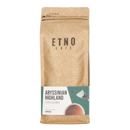 Etno Cafe Abyssinian Highland 1kg (outlet)