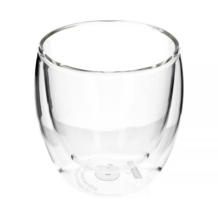 Bodum Assam Set - Zaparzacz do herbaty ze stalowym filtrem + 2 Szklanki