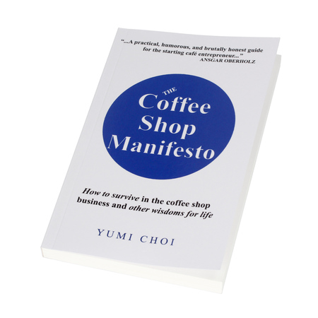 Książka The Coffee Shop Manifesto - Yumi Choi