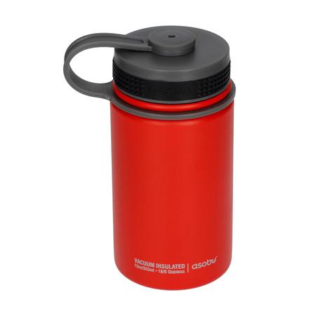 Asobu - Mini Hiker Czerwony - Butelka termiczna 355 ml
