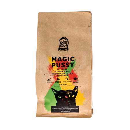 Rocket Bean - Magic Pussy Espresso 500g