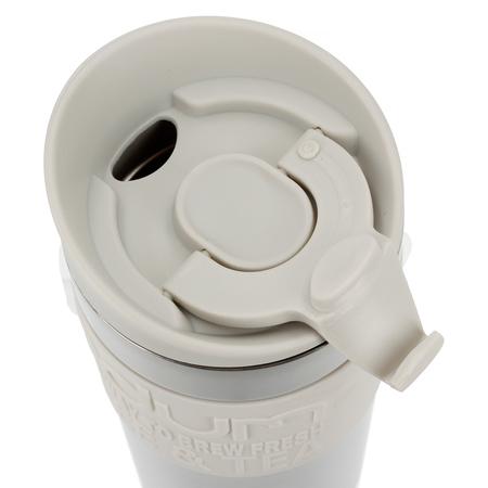 Bodum Travel Mug - Kubek termiczny 350 ml - Biały