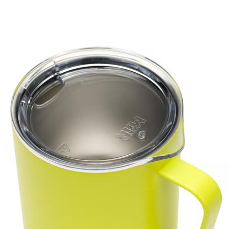 MiiR - Camp Cup Żółty - Kubek kempingowy 350 ml