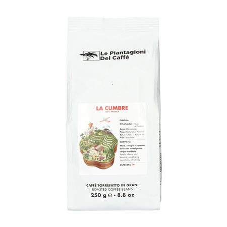 Le Piantagioni del Caffe - El Salvador La Cumbre 250g
