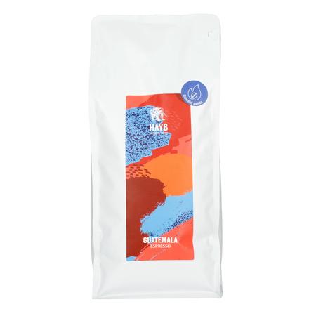 HAYB - Gwatemala Espresso Ciemniej Palona 1kg