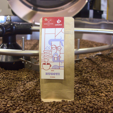 Wroasters x Coffeedesk - Rwanda Bugoyi