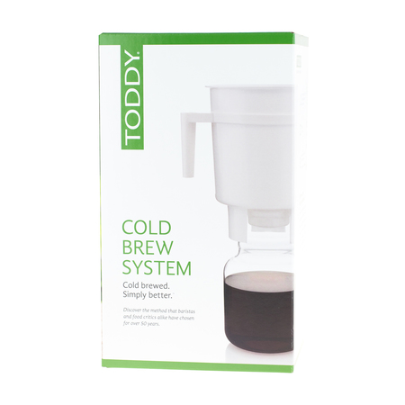 Toddy - Home Cold Brew System - Zestaw do Cold Brew