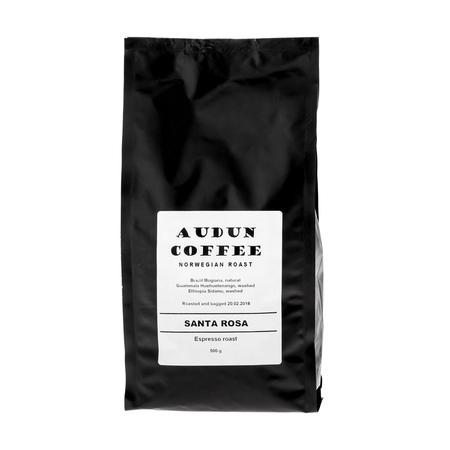 Audun Coffee - Santa Rosa Espresso Blend 500g