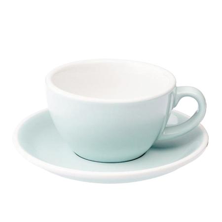 Loveramics Egg - Filiżanka i spodek Cafe Latte 300 ml - River Blue