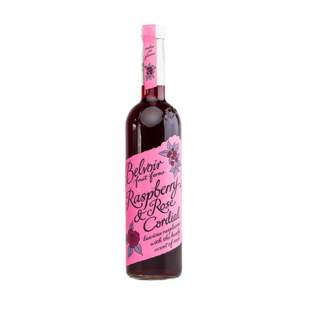 Belvoir Raspberry & Rose - Syrop 500 ml