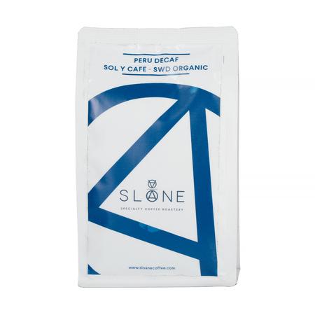 Sloane - Peru Sol Y Cafe SW - Kawa bezkofeinowa