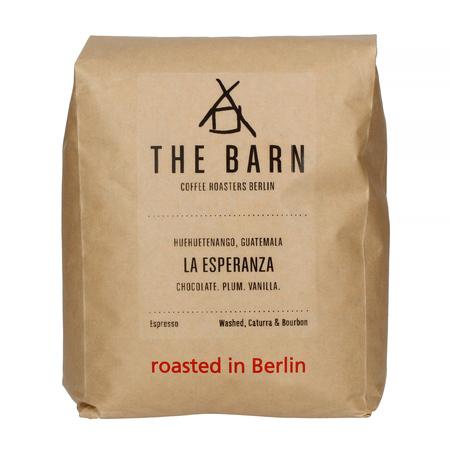 ESPRESSO MIESIĄCA: The Barn - Guatemala La Esperanza 1kg