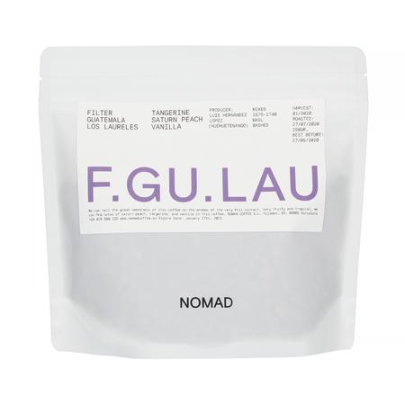 Nomad Coffee - Guatemala Los Laureles