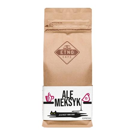 Etno Cafe - Ale Meksyk Espresso 250g