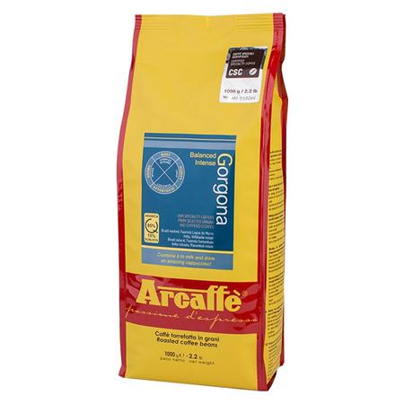 Zestaw Arcaffe Gorgona 1kg 5 + 1 Gratis