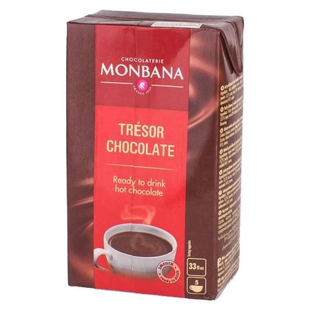 Monbana Tresor Chocolate