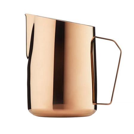 Barista & Co - Dial In Milk Pitcher Rose Brass - Dzbanek do mleka 600ml