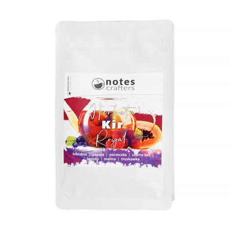 Notes Crafters - Kir Royal Owocowa - Herbata sypana 100g