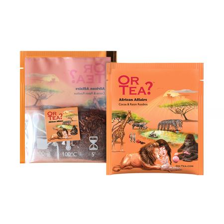 Or Tea? - African Affairs - Herbata 10 Torebek