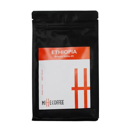 Mitte Coffee Ethiopia Anasora Kelloo #2 Washed FIL 250g, kawa ziarnista (outlet)